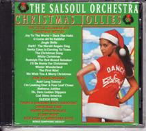 The Salsoul Orchestra Chrismas Jollies CD Autographed